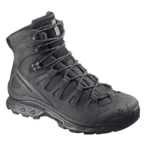 Salomon Quest 4D Forces Black/9.5 by Salomon