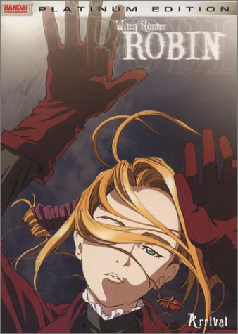 Witch Hunter Robin - Arrival (Vol. 1)