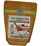 Authentic Foods Superfine Sorghum Flour, 1.25 Pound
