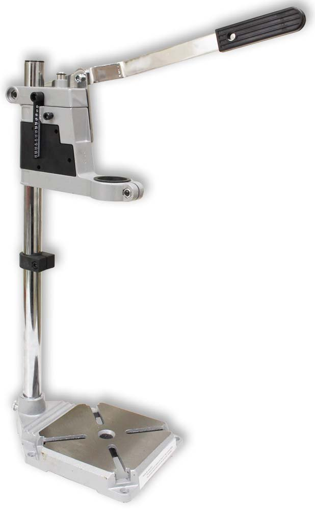 Quix Heavy Duty Drill Stand With Cast Iron Base