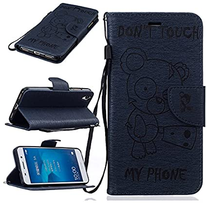 Amazon.com: Ooboom Huawei Y5 II / Y5 2 Case Emboss Bear ...