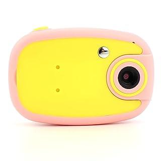 Heirao Mini Fotocamera Digitale per Bambini, HD, 1920 1080, 2.0 MP, Giocattolo per Bambini