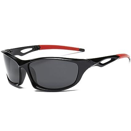 TtKj Gafas de Deporte Deportes polarizados Gafas de Hombre y ...
