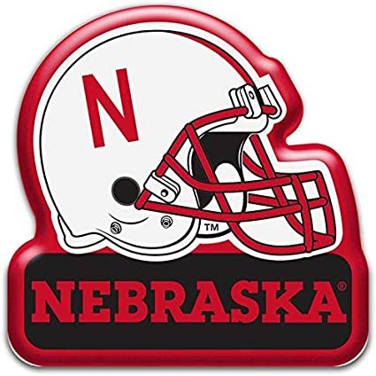 aminco NCAA Unisex NCAA Sturdy 3 Football Helmet Magnet