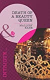 Death of a Beauty Queen by Mallory Kane front cover