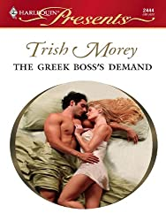 The Greek Boss's Demand (The Greek Tycoons Book 14)