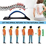 Back Stretcher, Lumbar Back Pain Relief