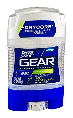 Speed Stick Fresh Force Gear Antiperspirant, Pack of 18 by Speed Stick