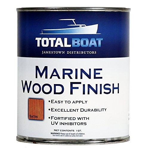 TotalBoat Marine Wood Finish (Satin)