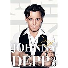 Johnny Depp 2013 Calendar