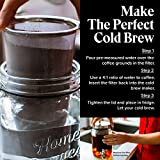 Cold Brew Coffee Maker - Iced Coffee