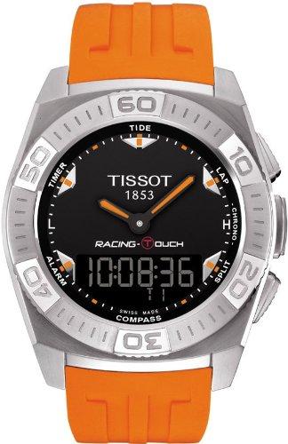[ティソ]TISSOT RACING-TOUCH(レーシングタッチ) T0025201705101 メンズ 【正規輸入品】 B0051DA8Y4