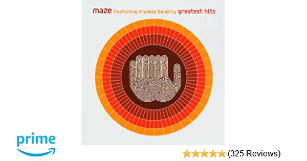 Maze Feat. Frankie Beverly-Anthology Cd1 full album zip