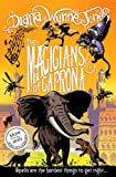 """The Magicians of Caprona (The Chrestomanci)"" av Diana Wynne Jones"