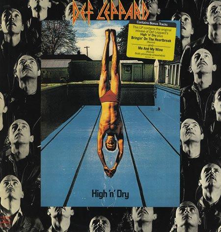 High 'N' Dry [Vinyl] by Polygram Records