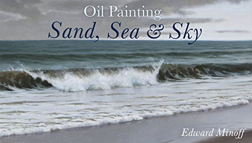 Oil Painting: Sand, Sea & Sky (New Sculpture Movement)