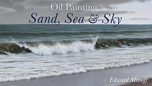 oil-painting-sand-sea-sky