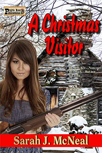 A Christmas Visitor by [McNeal, Sarah J. ]