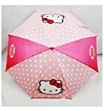 Hello Kitty Kid Sized Umbrella
