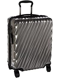 TUMI 0228661SLV2 19 Degree Continental Carry-On, Silver, One Size