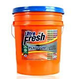 5 gallon liquid laundry detergent - Ultra Fresh UFPTTMSL Platinum Mountain Fresh Laundry Detergent, 5 gal, 640 oz.