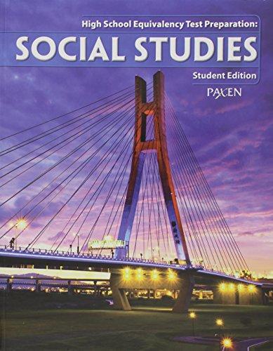 High School Equivalency Test Prep: Student Workbook Social Studies
