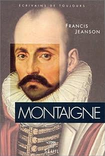 Montaigne, par lui-même par Jeanson