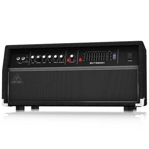 Behringer Classic 550-Watt Bass Amp Head BVT5500H