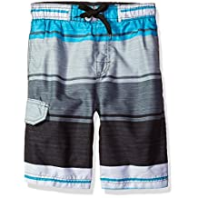Kanu Surf boys Impact Stripe Swim Trunk