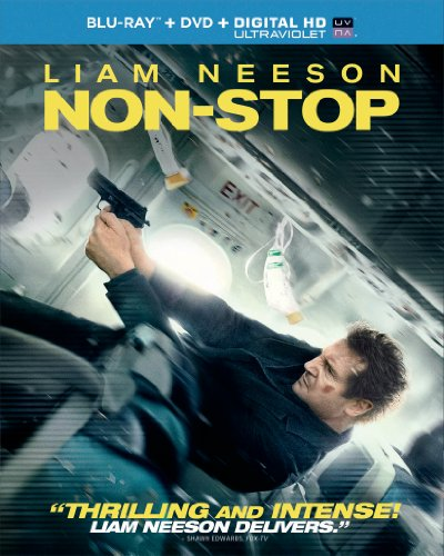 Blu-ray : Non-Stop (With DVD, Ultraviolet Digital Copy, 2 Pack, Snap Case, Slipsleeve Packaging)