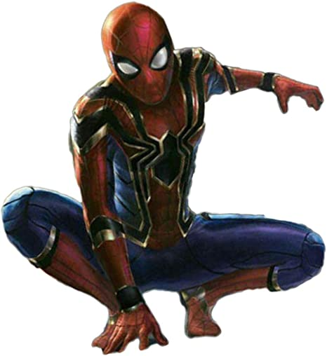 XINFUKL Vengeance Spiderman Traje Cosplay Medias Iron Spiderman ...