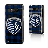 Sporting Kansas City Galaxy S8 Plus Clear Case MLS