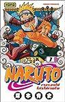 Naruto, tome 1 : Naruto Uzumaki  par Kishimoto