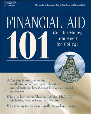 Financial Aid 101, 1st ed