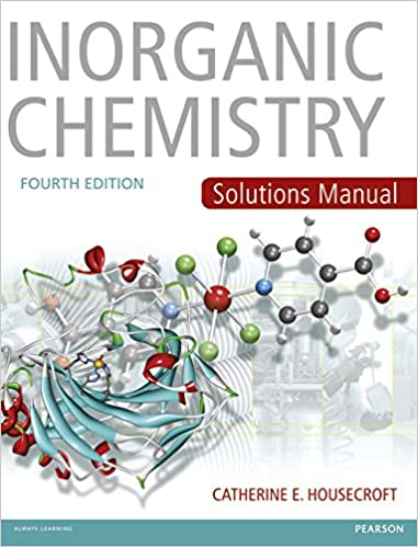 inorganic chemistry solutions manual amazon co uk prof catherine