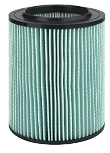 Craftsman 9-17912 Wet Dry Vacuum Filter with High Efficiency Particle Air Filter Rated Material