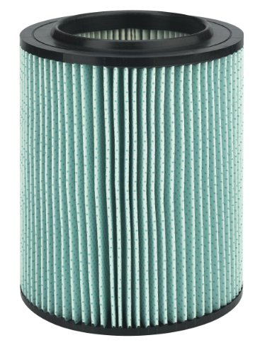 Craftsman 9-17912 Wet Dry Vacuum Filter with High Efficiency Particle Air Filter Rated Material - Craftsman Wet Dry Vacuums