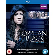 Orphan Black: The Complete First & Second Seasons