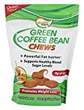 Healthy Natural Systems - Green Coffee Bean Chews Caramel Apple - 30 Soft Chews offers