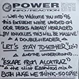 Let's Stay Together/Escape From Alcatraz - Unknown Artist 12
