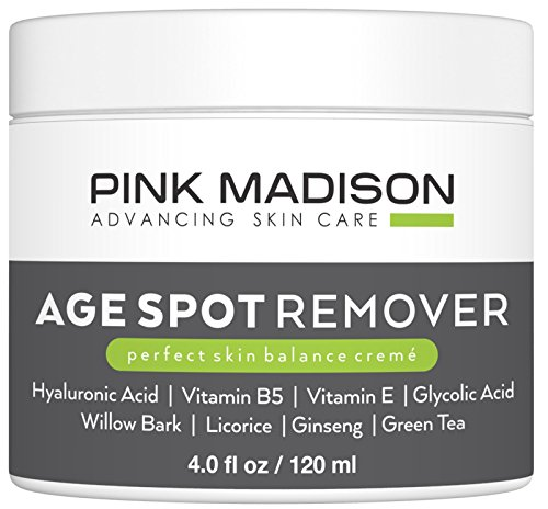 Best Natural Brown Spot Remover