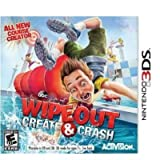 Wipeout Create Crash 3DS