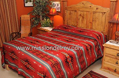 Southwestern Bedspread - Santa Clara KING