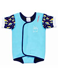 Cheekaaboo Baby Thermal Waterbabes Wrap Swimsuit [Under The Sea Collection]