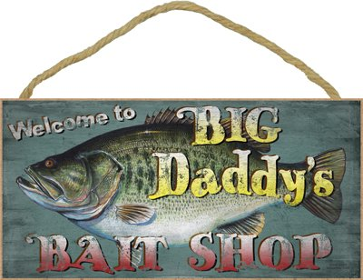 SJT ENTERPRISES, INC. Welcome to Big Daddy's Bait Shop 5