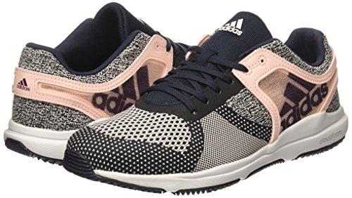 chaussures Fitness femme Performance 3 bleu Adidas 391 tqH6pxfw