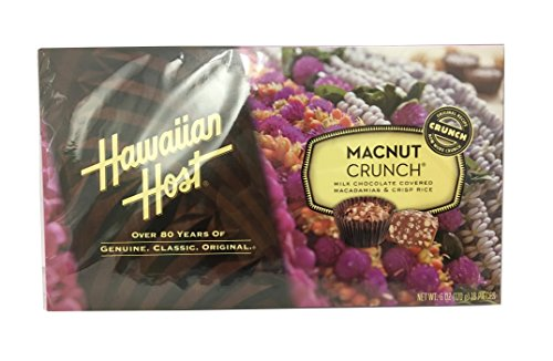 Hawaiian Host MacNut Crunch 6 oz by Hawaiian Host