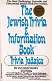 img - for The Jewish Trivia and Information Book: Trivia Judaica book / textbook / text book