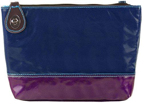 urban-junket-color-block-clutch-indigo-violet-glossy