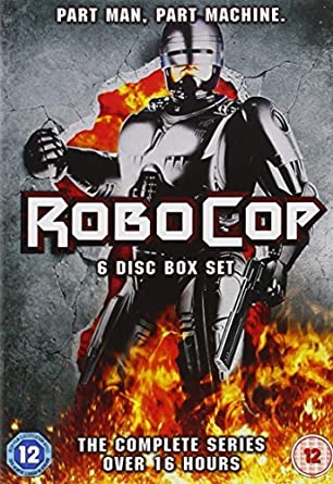 Robocop - The Complete TV Series 6 Disc Set DVD by Richard ...